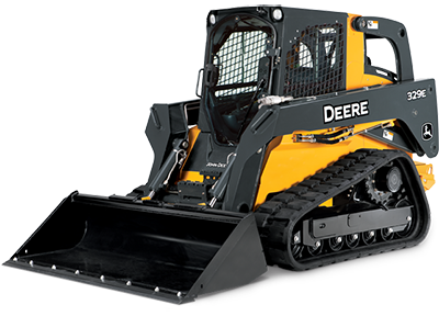 compact track loader rubber tracks